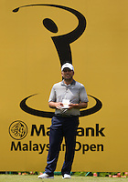 Francesco Molinari (ITA) during the Pro-AM ahead of the 2014 Maybank Malaysian Open at the Kuala Lumpur Golf & Country Club, Kuala Lumpur, Malaysia. Picture:  David Lloyd / www.golffile.ie