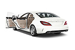 Car images of a 2015 Mercedes Benz CLS-Class CLS400 2 Door Coupe Doors