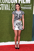 """Adele Exarchopoulos<br /> London Film Festival screening of """"The White Crow"""" at the Embankment Gardens, London<br /> <br /> ©Ash Knotek  D3447  18/10/2018"""