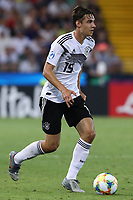 Florian Neuhaus of Germany in action<br /> Udine 30-06-2019 Stadio Friuli <br /> Football UEFA Under 21 Championship Italy 2019<br /> final<br /> Spain - Germany<br /> Photo Cesare Purini / Insidefoto