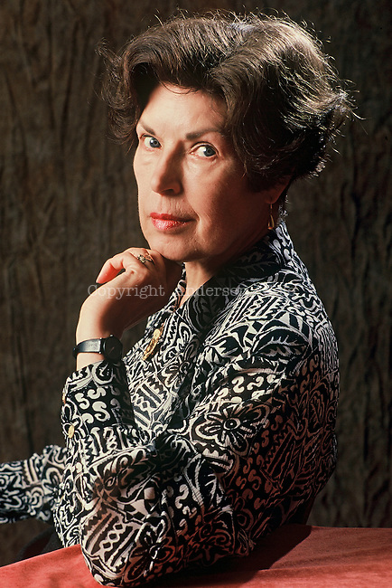 Ruth Rendell in 1992