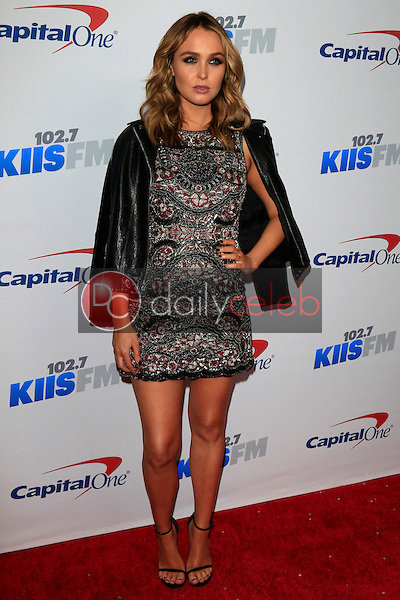Camilla Luddington<br /> at the KIIS FM's Jingle Ball 2016, Staples Center, Los Angeles, CA 12-02-16<br /> David Edwards/DailyCeleb.com 818-249-4998