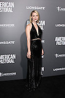 BEVERLY HILLS, CA - OCTOBER 13: XXXXXX attends the Special Screening Of Lionsgate's 'American Pastoral' on October 13, 2016 in Beverly Hills, California. (Credit: MPA/MediaPunch).
