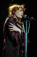 SUNRISE, FL - SEPTEMBER 26 : Florence Welch of Florence and the Machine performs at the BB&T Center on September 26, 2012 in Sunrise Florida. © mpi04/MediaPunch/NortePhoto