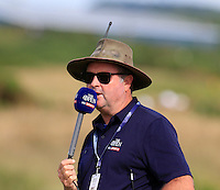 Wayne Radar Reilly in action at the 14th green during Thursday's Round 1 of the 145th Open Championship held at Royal Troon Golf Club, Troon, Ayreshire, Scotland. 14th July 2016.<br /> Picture: Eoin Clarke | Golffile<br /> <br /> <br /> All photos usage must carry mandatory copyright credit (&copy; Golffile | Eoin Clarke)