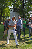 Rickie Fowler (USA) makes his way to the 17th tee during the preview of the World Golf Championships, Mexico, Club De Golf Chapultepec, Mexico City, Mexico. 2/28/2018.<br /> Picture: Golffile | Ken Murray<br /> <br /> <br /> All photo usage must carry mandatory copyright credit (&copy; Golffile | Ken Murray)
