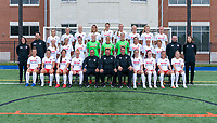 Frederick, MD - Friday, June 19, 2020: Team Photo, Washington Spirit Media Day 2019 at Hood College.