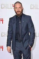 "Tom Hardy arrives for the ""Child 44"" premiere at the Vue Leicester Square, London. 16/04/2015 Picture by: Steve Vas / Featureflash"