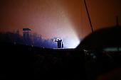 Ziemowit Howadek , computer specialist at the GBW bank, playing Jesus in the Passion Of Christ in Poznan, Poland, March 27, 2010.It's his eleventh year since Mr Howadek has started playing Jesus in the Passion of The Christ. .(Photo by Piotr Malecki / Napo Images)..Ziemowit Howadek. Po raz jedenasty gra role Jezusa w Misterium Wielkanocnym rezyserowanym przez Artura Piotrowskiego na poznanskiej Cytadeli. Jest powszechnie lubianym specjalista od informatyki w Gospodarczym Banku Wielkopolski..Poznan, Marzec 2010.Fot: Piotr Malecki / Napo Images