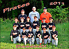 NSA Pirates Team & Individual Images, June 14, 2011