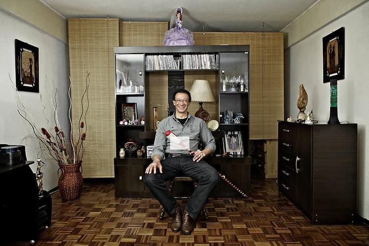 Escobero | Julio César Gonzalez | Empleado Dirección General de Registros