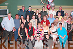 Mary Drury, seated third from left celebrated her 70th birthday with family and friends at Ballyheigue golf club on Friday night...   Copyright Kerry's Eye 2008