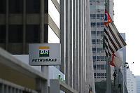 SÃO PAULO, SP, 13.04.2019: ECONOMIA-SP: Sede da Petrobras na Avenida Paulista, em São Paulo, neste sábado, 13. A Petrobras perdeu R$ 32 bilhões em valor de mercado após o presidente Jair Bolsonaro interferir diretamente na política de preços praticados pela companhia. ( Foto: Charles Sholl/Brazil Photo Press)