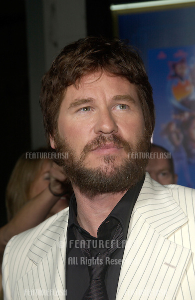 Actor VAL KILMER at the Los Angeles premiere of his new movie Wonderland..Sept 24, 2003