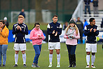 KANSAS CITY, MO - DECEMBER 03:  Wingate University takes on the University of Charleston during the Division II Men's Soccer Championship held at Children's Mercy Victory Field at Swope Soccer Village on December 03, 2016 in Kansas City, Missouri. Wingate beat Charleston 2-0 to win the National Championship. (Photo by Jack Dempsey/NCAA Photos via Getty Images)