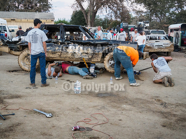 Jackson Rotary's Sunday Destruction Derby during Day 4 of the 79th Amador County Fair.<br /> <br /> #AmadorCountyFair, #PlymouthCalifornia,<br /> #TourAmador, #VisitAmador