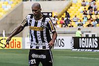 RIO DE JANEIRO, 27.04.2014 - Doria do Botafogo durante o jogo contra Internacional disputado neste domingo no Maracanã. (Foto: Néstor J. Beremblum / Brazil Photo Press)