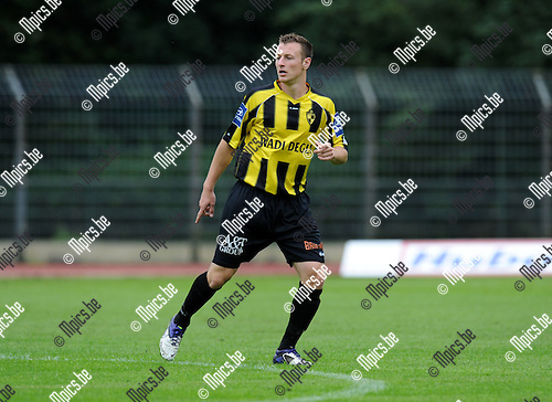 2012-07-16 / Voetbal / seizoen 2012-2013 / Lierse SK / Jonas Heymans..Foto: Mpics.be
