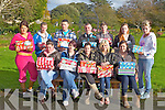 HELPING: Collecting for the Team Hope Shoebox Appeal were teens from the KDYS on Wednesday. From front l-r: were: Levi Ryle, Nicole O'Sullivan, Charlotte Quirke, Andrea Bustard and Shauna O'Shea. Back l-r were: Vanessa O'Brien, Alan Sheehy Cunningham, Loukas Murphy, Conor O'Callaghan, Jake Parker, Kay-leigh White and Aishling McCarthy.