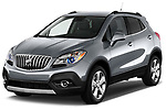 Front three quarter view of a <br /> 2013 Buick Encore