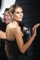 www.acepixs.com<br /> <br /> February 26 2017, LA<br /> <br /> Heidi Klum arriving at the Vanity Fair Oscar Party at the Wallis Annenberg Center for the Performing Arts on February 26 2017 in Beverly Hills, Los Angeles<br /> <br /> By Line: Famous/ACE Pictures<br /> <br /> <br /> ACE Pictures Inc<br /> Tel: 6467670430<br /> Email: info@acepixs.com<br /> www.acepixs.com