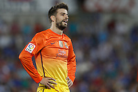 15.09.2012 SPAIN -  La Liga 12/13 Matchday 4th  match played between Getafe C.F. vs F.C. Barcelona (1-4) at Alfonso Perez stadium. The picture show Gerard Pique Bernabeu (Spanish defender of Barcelona)