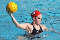17 February 2008: Chelsea Smith-Carmichael during Stanford's 10-5 win over UC Davis at the Avery Aquatic Center in Stanford, CA.