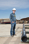 Pioneer Oil in West Texas and CEO Scott Sheffield in Dallas-Fort Worth.