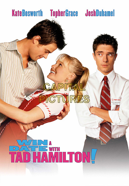 KEY ART .Win A Date With Tad Hamilton.Filmstill - Editorial Use Only.Ref: FB.www.capitalpictures.com.sales@capitalpictures.com.Supplied by Capital Pictures