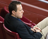 Brad Davis (Merrimack - Associate AD-External Relations) - The number one seeded Boston College Eagles defeated the eight seeded Merrimack College Warriors 1-0 to sweep their Hockey East quarterfinal series on Friday, February 24, 2017, at Kelley Rink in Conte Forum in Chestnut Hill, Massachusetts.The number one seeded Boston College Eagles defeated the eight seeded Merrimack College Warriors 1-0 to sweep their Hockey East quarterfinal series on Friday, February 24, 2017, at Kelley Rink in Conte Forum in Chestnut Hill, Massachusetts.