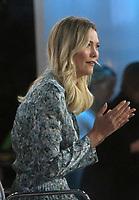 NEW YORK, NY - JANUARY 10: Karlie Kloss at NBC'S Today Show in New York City on January 10, 2019.  <br /> CAP/MPI/RW<br /> ©RW/MPI/Capital Pictures
