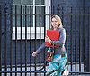Cabinet meeting arrivals <br /> Downing Street, London, Great Britain <br /> 19th July 2016 <br /> <br /> New members of the Cabinet <br /> arriving ahead of the first cabinet meeting chaired by Theresa May <br /> <br /> Karen Bradley<br /> Culture, media and sport<br /> <br /> <br /> Photograph by Elliott Franks <br /> Image licensed to Elliott Franks Photography Services