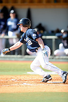 Kyle Stilphen (Third Baseman) Maine Black Bears (Photo by Tony Farlow/Four Seam Images)