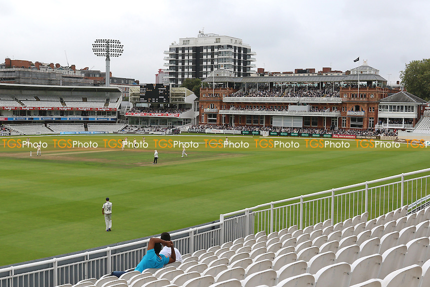 General view of play during Middlesex CCC vs Yorkshire CCC, Specsavers County Championship Division 1 Cricket at Lord's Cricket Ground on 20th September 2016
