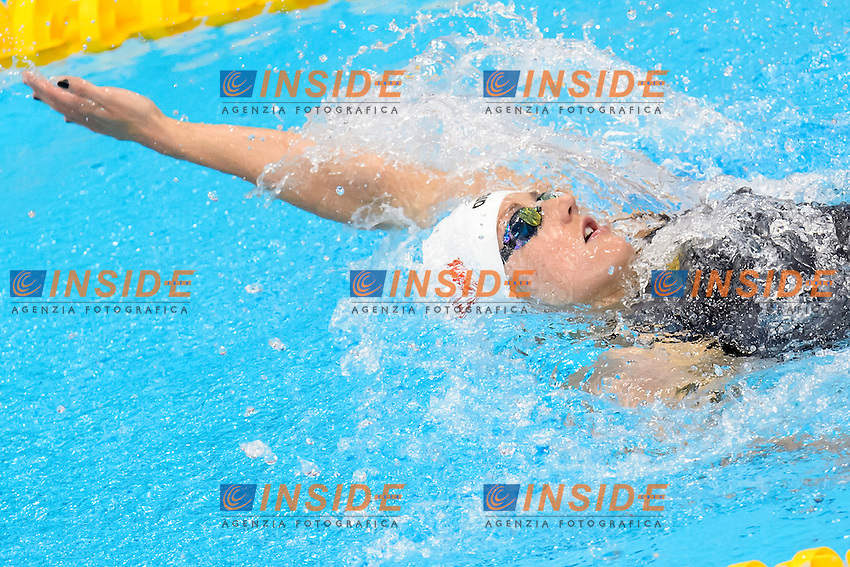 Katinka HOSSZU HUN <br /> 200m Medley Women <br /> London, Queen Elizabeth II Olympic Park Pool <br /> LEN 2016 European Aquatics Elite Championships <br /> Swimming<br /> Day 10 18-05-2016<br /> Photo Andrea Staccioli/Deepbluemedia/Insidefoto