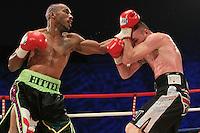 Junior Witter vs Colin Lynes -   Hillsborough Leisure  Center - 12-05-12