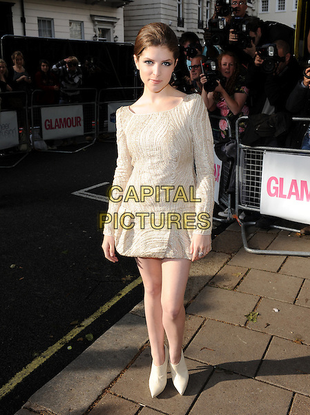Tuesday June 08 2010    Anna Kendrick at the Glamour Women Of The Year Awards, London        <br /> CAP/CK<br /> &copy;CK/Capital Pictures