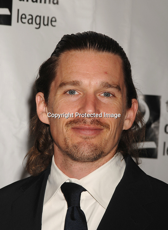 Ethan Hawke..posing for photographers at The Drama League Awards Ceremony and Luncheon on May 11, 2007 at The Marriott Marquis Hotel. ..Robin Platzer, Twin Images