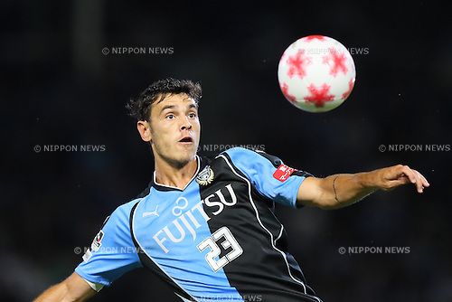 Eduardo (Frontale), <br /> SEPTEMBER 3, 2016 - Football / Soccer : <br /> The 96th Emperor's Cup All Japan Football Championship <br /> between Kawasaki Frontale 3-1 Blaublitz Akita <br /> at Kawasaki Todoroki Stadium, Kanagawa, Japan. <br /> (Photo by YUTAKA/AFLO SPORT)