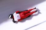 Skeleton, disciplina Olimpica invernale. Skeleton, winter olympic discipline.