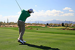 Rory cIlroy (N.IRL) teeing off on the 3rd tee during Day 2 of the Accenture Match Play Championship from The Ritz-Carlton Golf Club, Dove Mountain. (Photo Eoin Clarke/Golffile 2011)