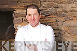 Paolo Tullio's 'Chef of The Year' Ivor O'Connor from Cahersiveen pictured here  at the Cill Rialigh Café in Ballinskelligs.