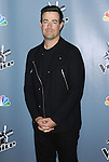 "Carson Daly arriving at the premiere of ""The Voice"" Season 4, held at the TCL Chinese Theatre in Los Angeles, CA. March 20, 2013"