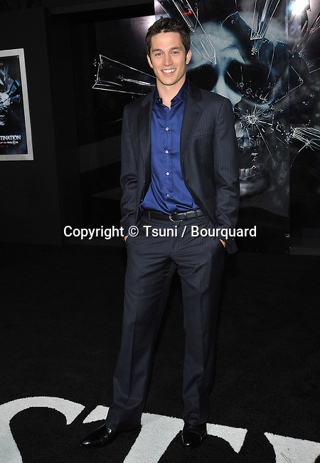 Bobby Campo   -<br /> The Final Destination Premiere at the Westwood Village Theatre In Los Angeles.