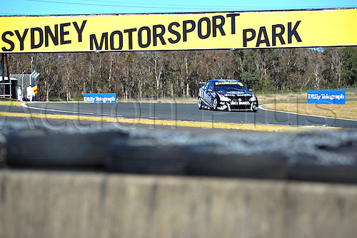 25.08.2012 Eastern Creek,Australia. Jack Daniel's Racings  Rick Kelly in his Commodore VE2  during the V8 Supercar Championship at the Sydney Motorsport Park,Australia