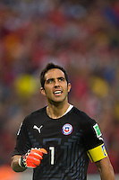 Claudio Bravo of Chile
