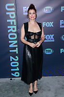 NEW YORK, NY - MAY 13: Bellamy Young at the FOX 2019 Upfront at Wollman Rink in Central Park, New York City on May 13, 2019. <br /> CAP/MPI99<br /> ©MPI99/Capital Pictures