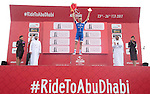 Marcel Kittel (GER) Quick-Step Floors wins Stage 2 the Nation Towers Stage of the 2017 Abu Dhabi Tour, running 153km around the city of Abu Dhabi, Abu Dhabi. 24th February 2017.<br /> Picture: ANSA/Claudio Peri | Newsfile<br /> <br /> <br /> All photos usage must carry mandatory copyright credit (&copy; Newsfile | ANSA)