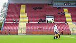 S&ouml;dert&auml;lje 2014-05-31 Fotboll Superettan Syrianska FC - &Auml;ngelholms FF :  <br /> Tomma stolar och publik p&aring; huvudl&auml;ktaren p&aring; S&ouml;dert&auml;lje Fotbollsarena under matchen<br /> (Foto: Kenta J&ouml;nsson) Nyckelord:  Syrianska SFC S&ouml;dert&auml;lje Fotbollsarena &Auml;ngelholm &Auml;FF supporter fans publik supporters utomhus exteri&ouml;r exterior
