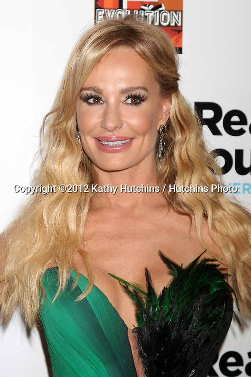 """LOS ANGELES - OCT 21:  Taylor Armstrong arrives at  """"The Real Housewives of Beverly Hills"""" Season three premiere red carpet event at Roosevelt Hotel on October 21, 2012 in Los Angeles, CA"""